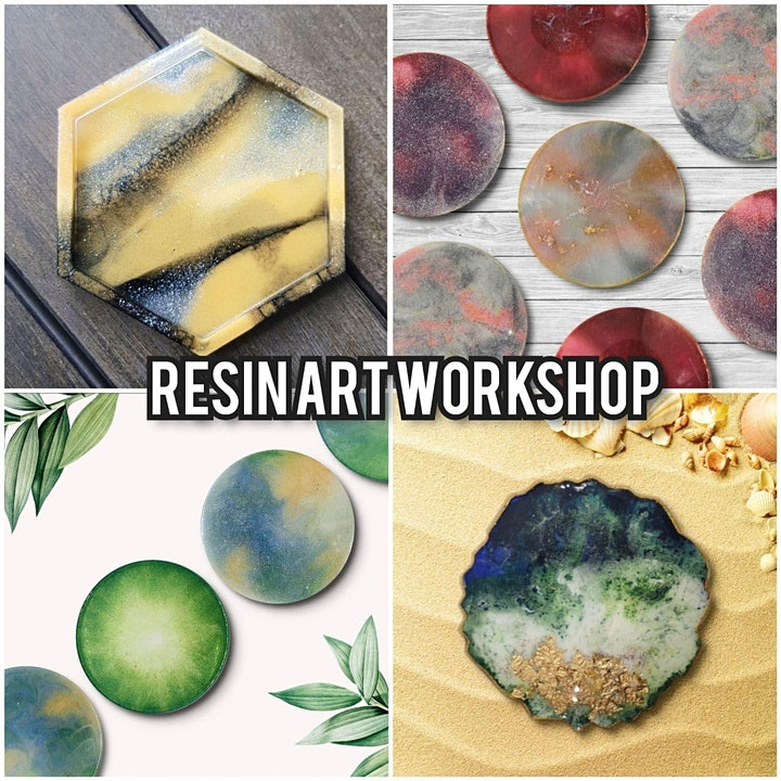 Resin Art Workshop (DIY Craft) image