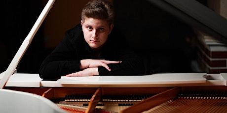 Manuel Nicolás Margineau – PIANO entradas
