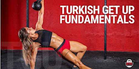 Turkish Get Up Fundamentals Workshop tickets