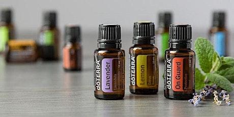 Atelier découverte de l'aromathérapie billets