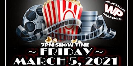 MOVIE NIGHT :COMING 2 AMERICA tickets