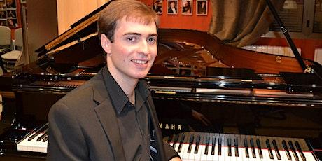 Ángel Laguna (ESPAÑA) – PIANO entradas