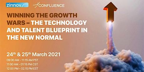 Winning the Growth Wars –The Technology &Talent Blueprint in The New Normal biglietti