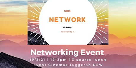 NDIS Network - Provider luncheon Central Coast tickets