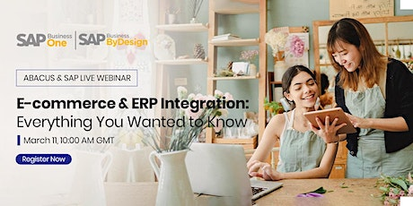 E-Commerce & ERP Integration: Everything you wanted to know tickets