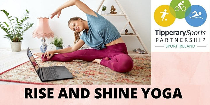 Women's DIY Fitness programme Rise and Shine Yoga image