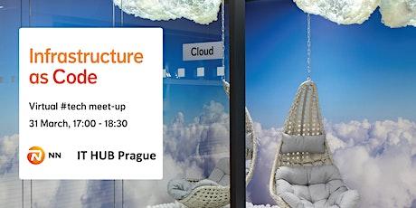 Infrastructure as code: Virtual #tech meet-up tickets