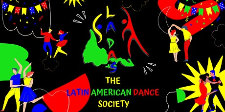 LADAS Cycle 1 '21:  6-7pm Salsa 7-8pm Zouk tickets