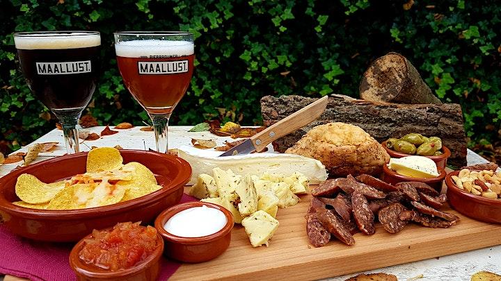 Afbeelding van Culinaire Lente Wandeling met oa Bitter & Zoet en Maallust