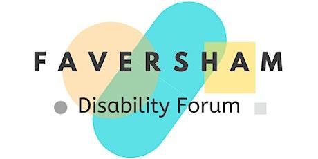 Faversham Disability Forum tickets