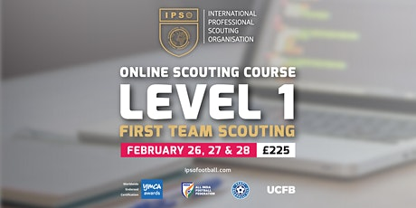 Level 1: First Team Scouting tickets
