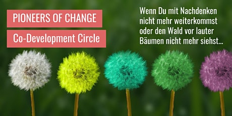 Co-Development Circle für 'Pioniere des Wandels' Tickets