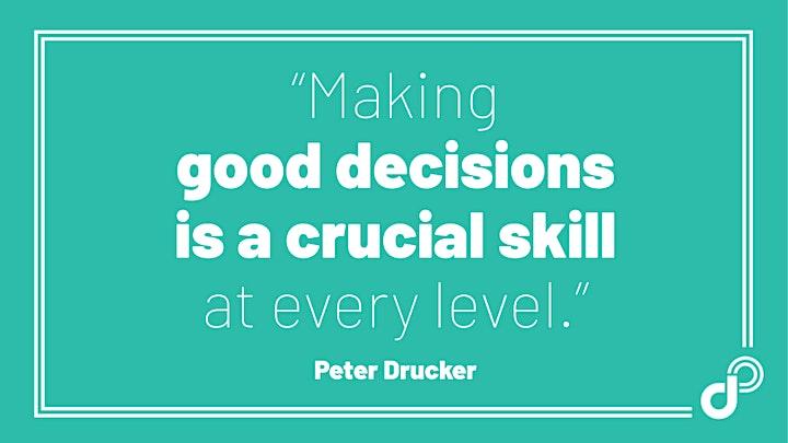 Bessere Entscheidungen in komplexem Umfeld (1h, online): Bild