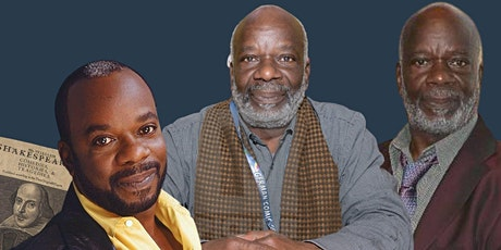 Spring into Shakespeare with Joseph Marcell tickets