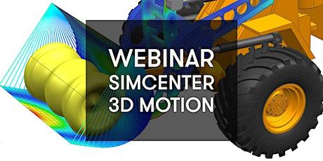 Webinar Simcenter 3D Motion biglietti