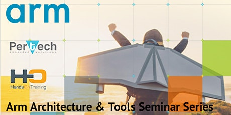 Live webinars of Arm architecture & tools tickets