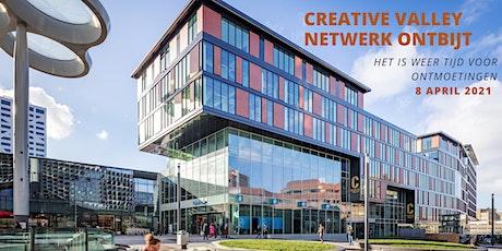 Creative Valley netwerk ontbijt tickets