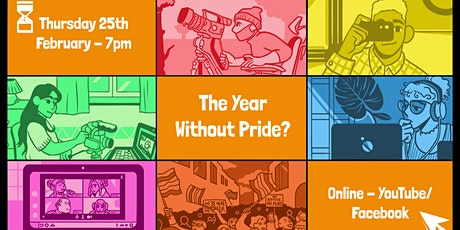 Premiere film screening of The Year Without Pride? - E.D.E.N. Shorts tickets