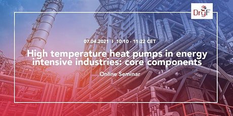 Heat pumps in energy-intensive industries tickets