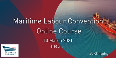 Maritime Labour Convention - Online Course Tickets