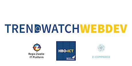 Trendwatch Webdev tickets