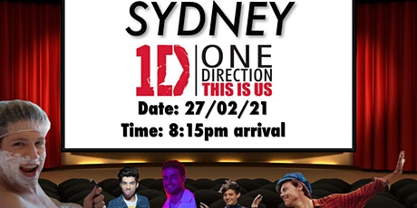 We Stan: One Direction - This is Us Movie Night Sydney tickets