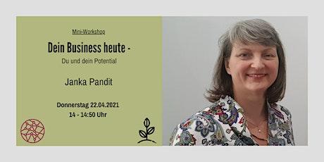 Power Frauen Online Woche - Dein Business heute - Du und Dein Potential Tickets