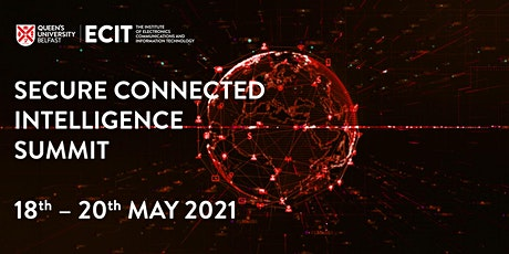 Secure Connected Intelligence Summit 2021 tickets