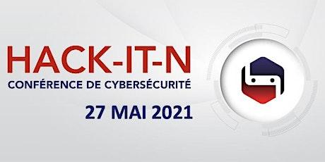 HACK-IT-N 2021 : 6e Édition tickets