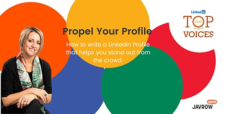 How to Write a Stand Out LinkedIn and Resume Profile tickets