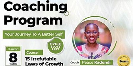Tulia Coaching  Presents Self Leading Masterclass  Program tickets