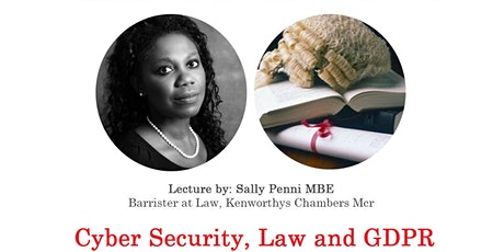 The Practice of Law Series: Cyber Security, Law and GDPR tickets