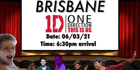 We Stan: One Direction - This is Us Movie Night Brisbane (Again!) tickets