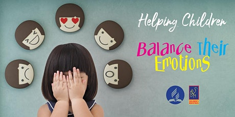Helping Children Balance Their Emotions tickets