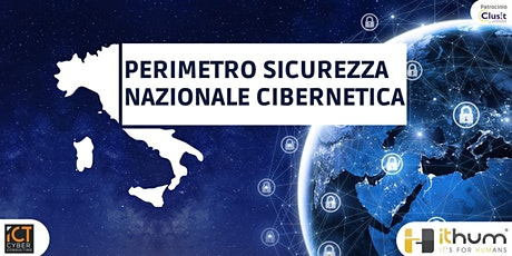 Perimetro di Sicurezza Nazionale Cibernetica (Asset  & Incident) biglietti