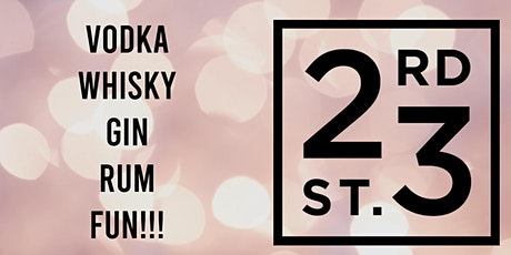 An Evening With 23rd Street Distillery tickets