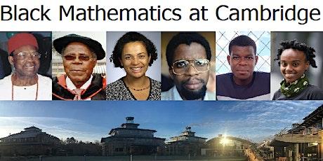 Hidden Figures in Cambridge Mathematics tickets