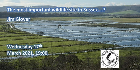 The most important wildlife site in Sussex...? tickets