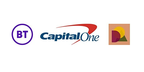 A virtual DesignOps Meet-up hosted by BT & Capital One biglietti