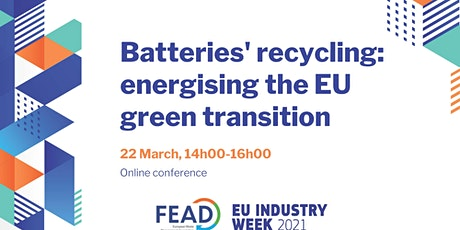 Batteries' recycling: energising the EU green transition tickets