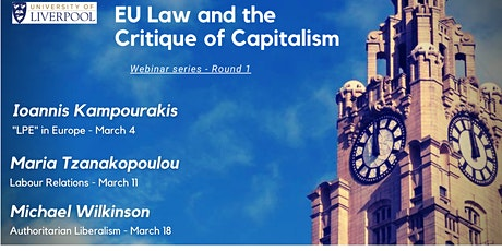 EU Law and the Critique of Capitalism Webinar Series – Round 1 tickets