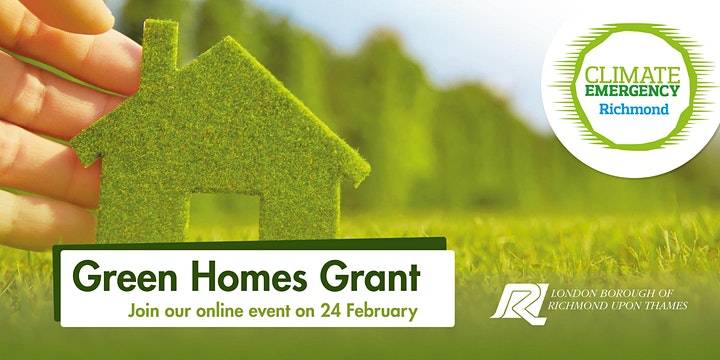 Green Homes Grant: Drop in Event image