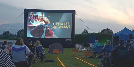 The Greatest Showman Outdoor Cinema Experience in Shrewsbury tickets