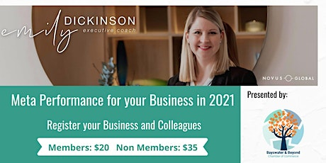 Meta Performance for your Business in 2021 tickets