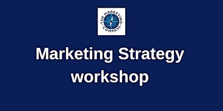 Marketing Strategy training workshop tickets