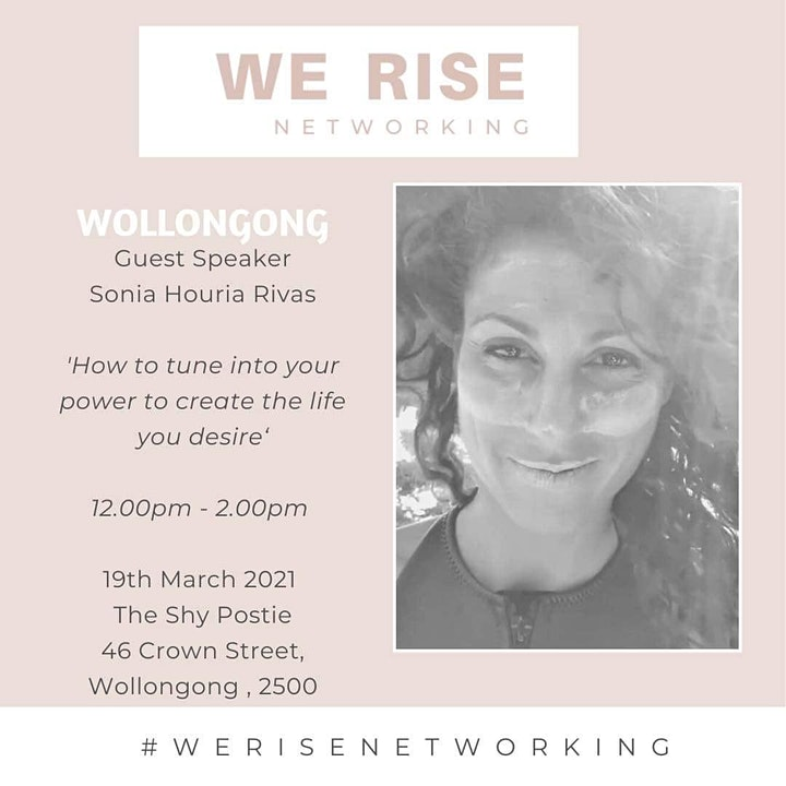 'Women in Business 'Connection Event Wollongong March 2021' image