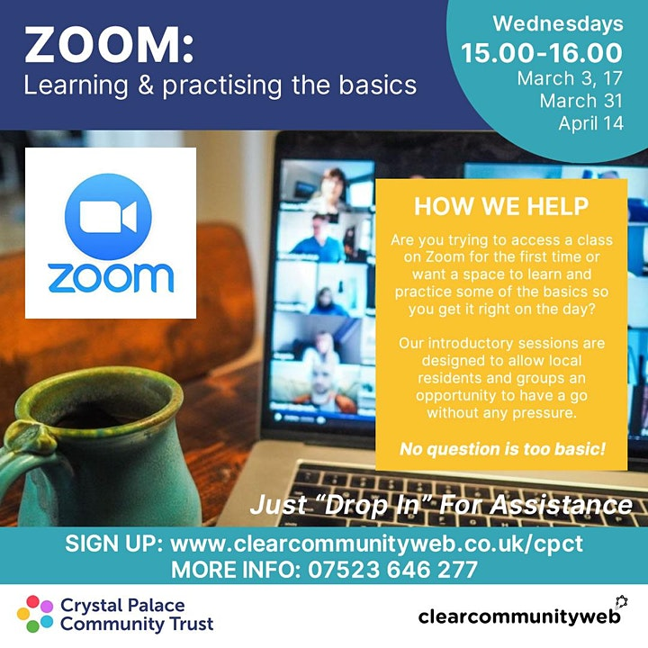Zoom: Learning & Practising the Basics image