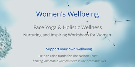 Face Yoga & Holistic Wellness Workshop tickets