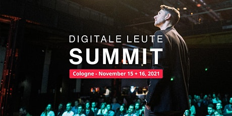 Digitale Leute Summit 2021 - The Conference Tickets