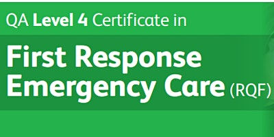 QA+First+Response+Emergency+Care+Level+4
